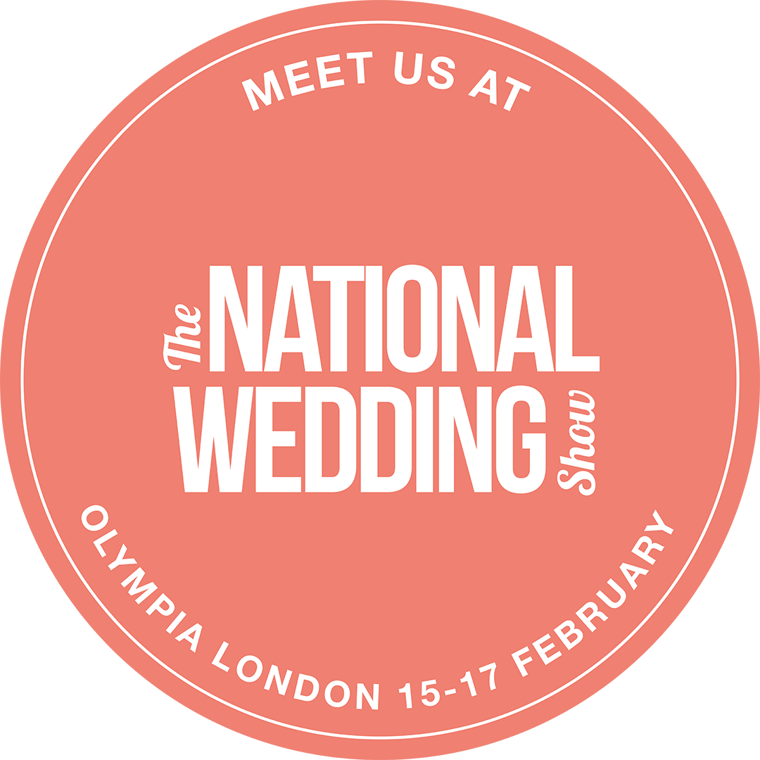 Meet me at the National Wedding Show @ Olympia London - 15th-17th February 2019