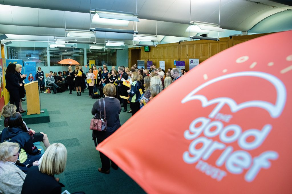 The Good Grief Trust event